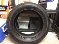 """19"""" Michelin Latitude X-Ice X12 GRN X tires. 235/55R19"""