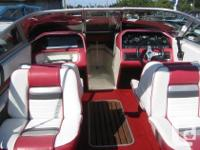 Super clean fresh water use boat with new engine from