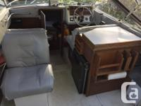 1981 19' Zetta Very good all round boat. Set up for