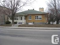 Large 1600 sq. ft., 3 room home. New kitchen and