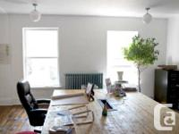 Great studio/office positioned right in the heart of