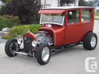 Make Ford Model Model T Year 1926 Colour Orange kms