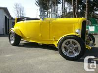 This Steel Body 1932 Ford Hot Rod is an absolute MUST