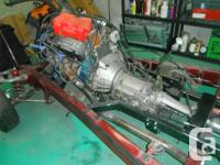 Make Ford Trans Automatic Complete frame IFS with 289
