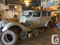 Make Studebaker 1934 Seven Passenger Limousine Packard for sale  Saskatchewan