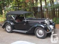 Year 1936 Colour black Trans Manual kms 48000 Very rare