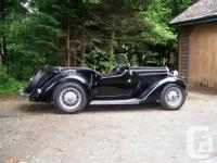 Year 1936 Colour black Trans Manual kms 48000 Very