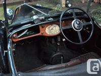 Year 1936 Colour black Trans Manual kms 48000 Very rare