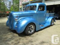 1938 Ford Pick Up Road Pole. I despise to do it however