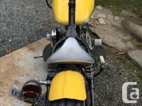 Make Harley Davidson Year 1943 kms 1000 Beautiful