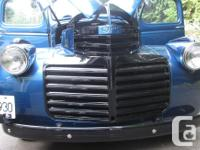 Make GMC Year 1946 Colour Blue Trans Automatic kms