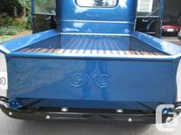 Make GMC Year 1946 Colour Blue 1946 GMC Completely