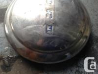 1947 / 1948 Ford Pickup Super Deluxe Coup Wheelcover 8