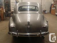Make Pontiac Year 1947 Trans Automatic 1947 Pontiac