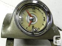 1952 1951 1950 1949 1948 GM Factory Accessory dash-top