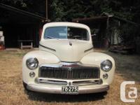 Make Ford Year 1948 Colour Vanilla Trans Manual kms