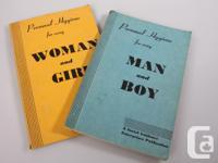 "1948 Publishing of ""WOMAN & GIRL"" and ""MAN & BOY"""