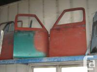 Parts to fit 1953 to 1956 Ford pickup trucks including