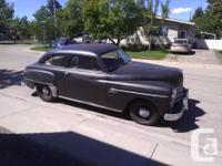 Make Dodge Model 1500 Year 1949 Colour black kms 16700