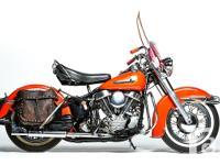 - 61 CI Panhead OHV - Retail price of $735 with 3,419