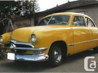Make. Ford. Year. 1949. Colour. yellow. Trans.