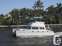 ~~2003 PDQ 34 Passage Maker CatamaranBuilt: 2003Hull