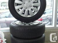 Nexen CP662 195/65R15 all period tires approx. 90 %