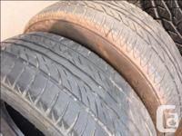 195/70R14 Sailun All Season tires in fair condition 2