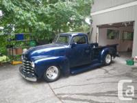Make Chevrolet Model 1500 Year 1951 Colour Blue kms