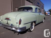 Make Chrysler Model C Year 1951 Colour GREEN kms 62207
