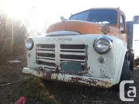 Make Dodge Model Ram 3500 Year 1951 Colour white/
