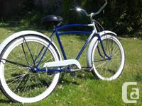 THIS BIKE HAS BEEN PROFESSIONALY RESTORED, NEW