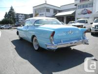 Make Buick Model Riviera Year 1956 Colour Light Blue