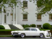 1956 Lincoln Continental Mark II (mark 2)  For sale, an