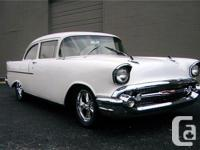 This great car will be sold at the Barrett-Jackson