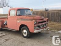 Make Dodge Year 1957 I am looking for complete 1957