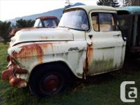 Make GMC Model 3500 Year 1957 Colour yellow kms 123123