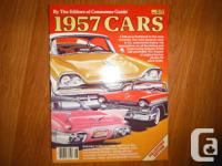 """1957 Cars"" By The Editors Of Consumer Guide-Collectors"