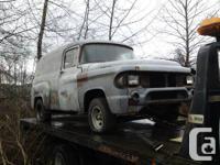 1958 fargo dodge d100 pickup truck style panel