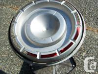 One only used 1960 Buick Le Sabre or Invicta wheel