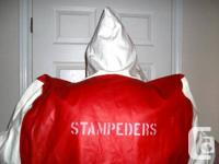 1960s FOOTBALL Authentic C.F.L CALGARY STAMPEDERS video