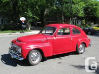 1961 volvo PV544 Sporting activity available for sale.