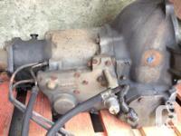 Rebuilt 6 cylinder 236 with 100,000 miles Rebuilt 2