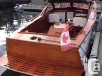23' eastern sea skiff built by the Eastern Sea Skiff