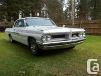 Make Pontiac Model Grand Prix Year 1962 Colour White