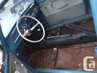 Make Volkswagen Model Beetle Year 1962 Colour Blue kms