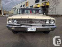 Make Ford Model Galaxie Year 1963 Colour white kms for sale  British Columbia