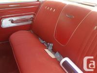 Make Ford Model Galaxie Year 1963 Colour red and white for sale  British Columbia