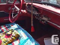 Make Mercury Year 1963 Colour Black Trans Automatic