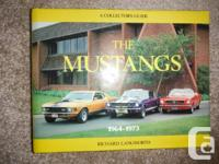 """""""The Mustangs-An Enthusiast's Quick guide 1964-1973"""" by"""